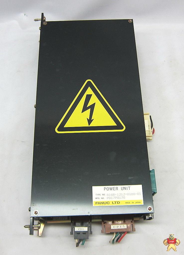 电源模块fanuc a16b-1212-0100价格