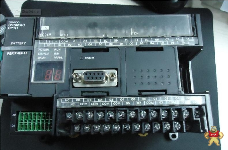 供应cp1h-x40dt-d 欧姆龙plc
