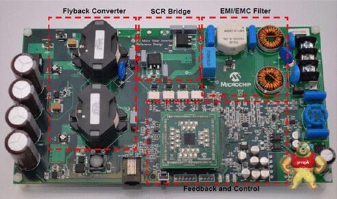 """正文     """"微逆变器""""是可安装在太阳能电池板背面的超小型光伏逆变器"""