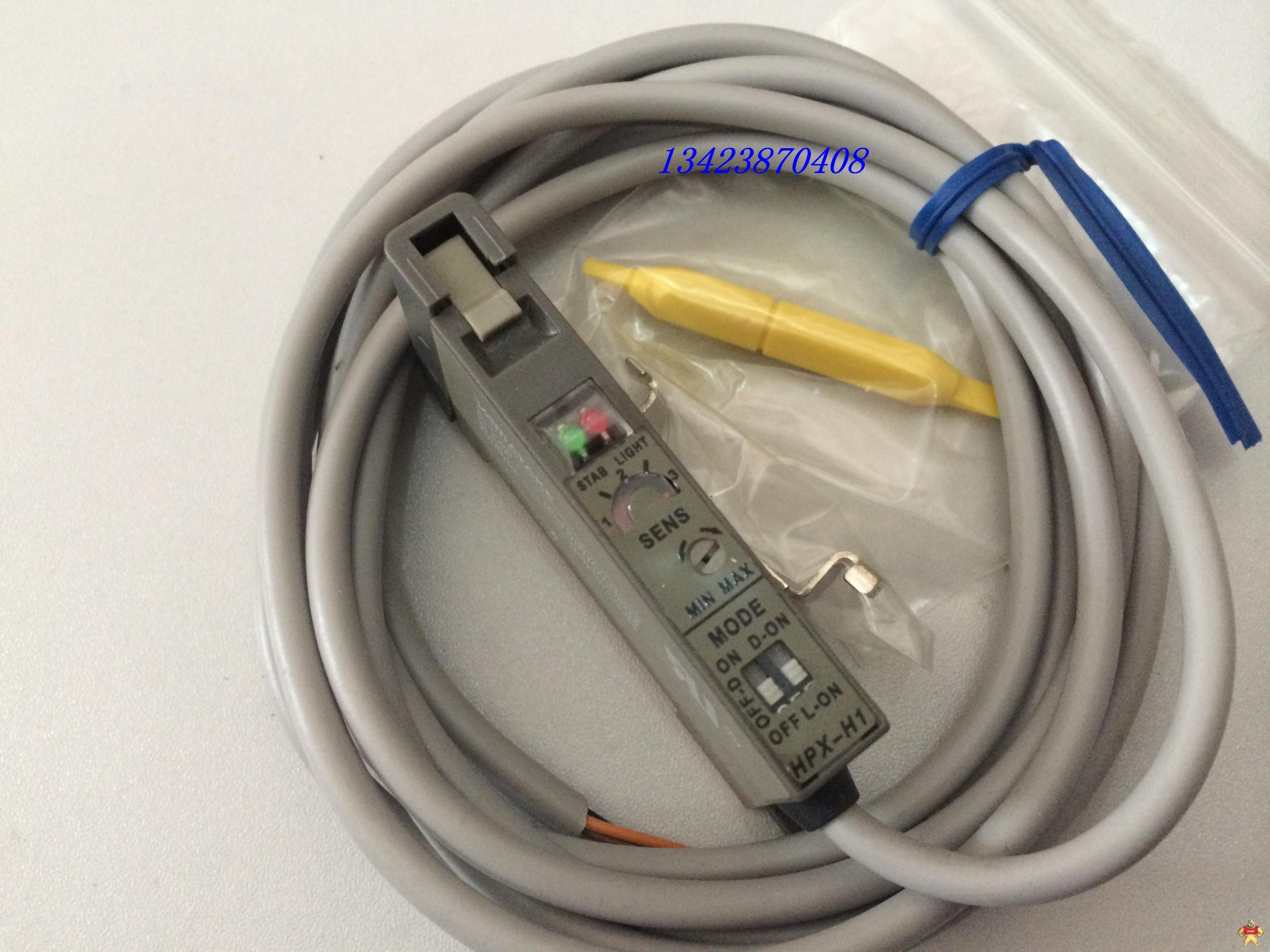 日本山武azbil光纤放大器