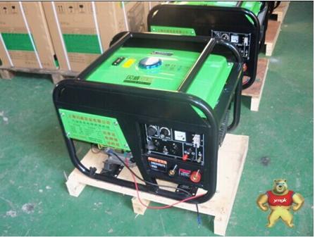 190安培单三相汽油发电电焊机