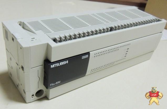 原装三菱plc fx3u-80mt-es/a