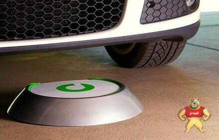 新能源汽车充电难题 无线充电改善用户体验高清图片