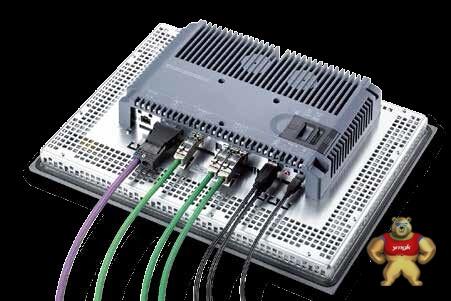 西门子177 PN 5.7寸移动面板6AV6645-0BC01-0AX0 6AV6645-0BC01-0AX0,西门子操作面板,西门子触摸屏,西门子人机界面