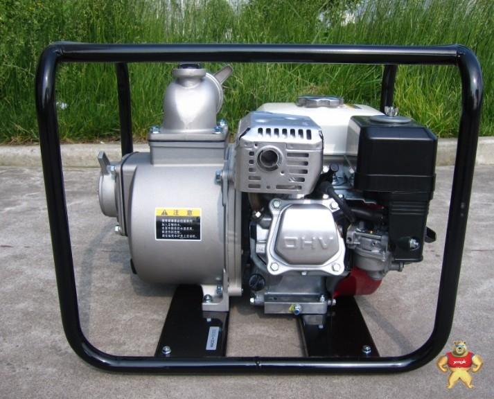 小型抽水泵 4寸汽油自吸泵厂家