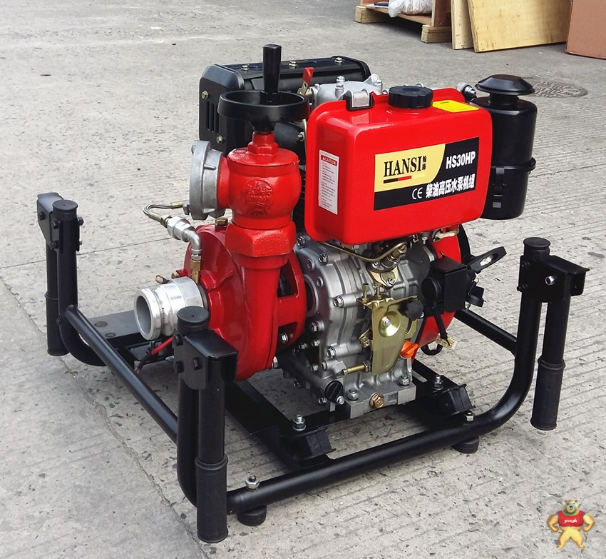 柴油消防水泵价格,型号