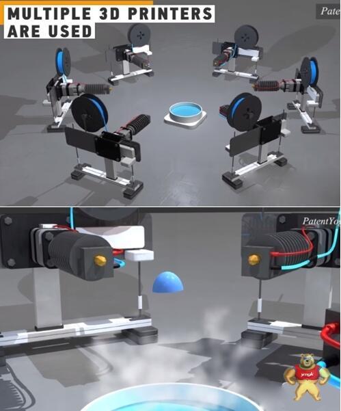 航空制造巨头波音公司获得新3D打印技术专利