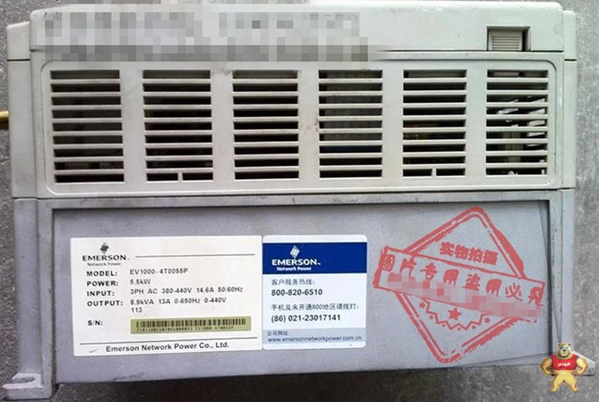 ev1000-4t0055p变频器