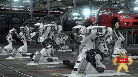 突破核心技术 机器人产业发展的关键所在