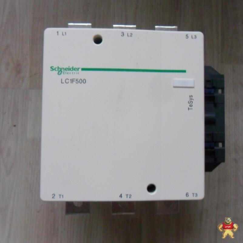 lc1f500q7交流接触器 ac380v线圈电压