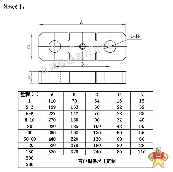 传感器   zlet-102型板环拉力传感器采用了箔式应变片贴在合金钢弹性