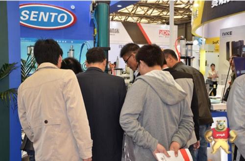 台湾森拓在第16届中国国际工业博览会硕果累累